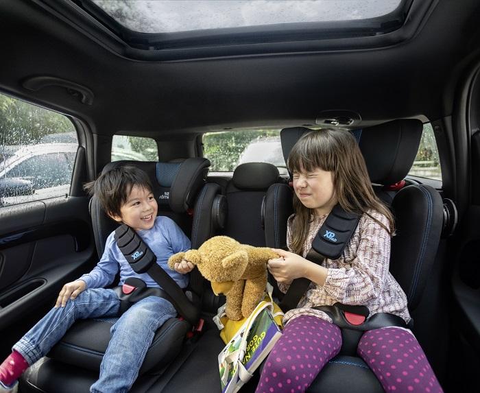 autosedačka Kidfix III S